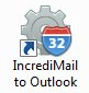 MegaSoft IncrediMail to Outlook conversion software