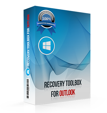 Recovery toolbox for outlook boxshot